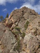 Rock Climbing Photo: STP.