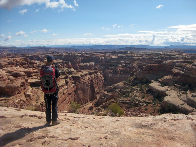 Rock Climbing Photo: Taking a picture of Jonny taking a picture of The ...