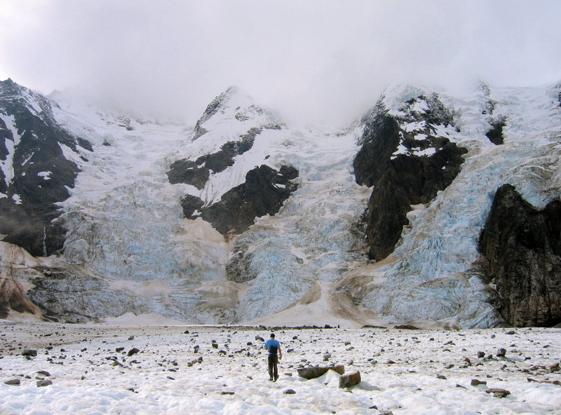 Rock Climbing Photo: Laughton Glacier, Alaska