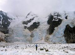 Rock Climbing Photo: Laughton Glacier, Alaska