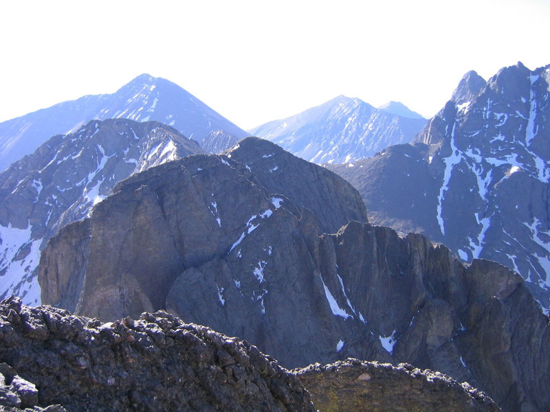 Kit Carson from Challenger Point.