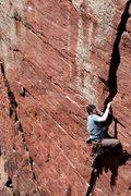 Rock Climbing Photo: Ryan on Birch Tree, photo Luke Mouradian