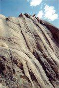 Rock Climbing Photo: Blake Collins on Dancin' Fool.