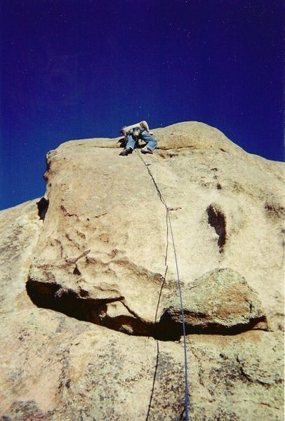 Rock Climbing Photo: Blake Collins on Neutral Zone.