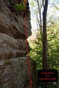 Rock Climbing Photo: Swap Meet
