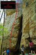 Rock Climbing Photo: 27 Years of Climbing