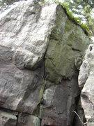 Rock Climbing Photo: Crack of Doom.