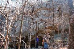 Rock Climbing Photo: Scenic Overlook Area