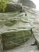 Rock Climbing Photo: Jackpot!