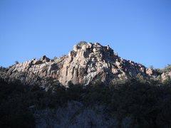 Rock Climbing Photo: Crypto Wall.
