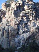 Rock Climbing Photo: Elementary, My Dear Watson.