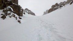 Rock Climbing Photo: S@#t For Brains, near A-Basin, CO