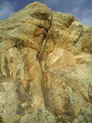 Rock Climbing Photo: Classic Crack, 5/3/2011.