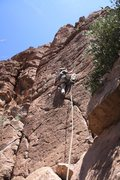 Rock Climbing Photo: Scott on 20 of 40