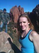 Rock Climbing Photo: Garden of the Gods