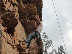 Rock Climbing Photo: 11a