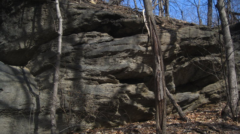 Rock Climbing Photo: Stone Age in America