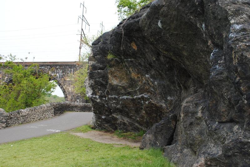 """The Boulder"" at Kelly Drive"