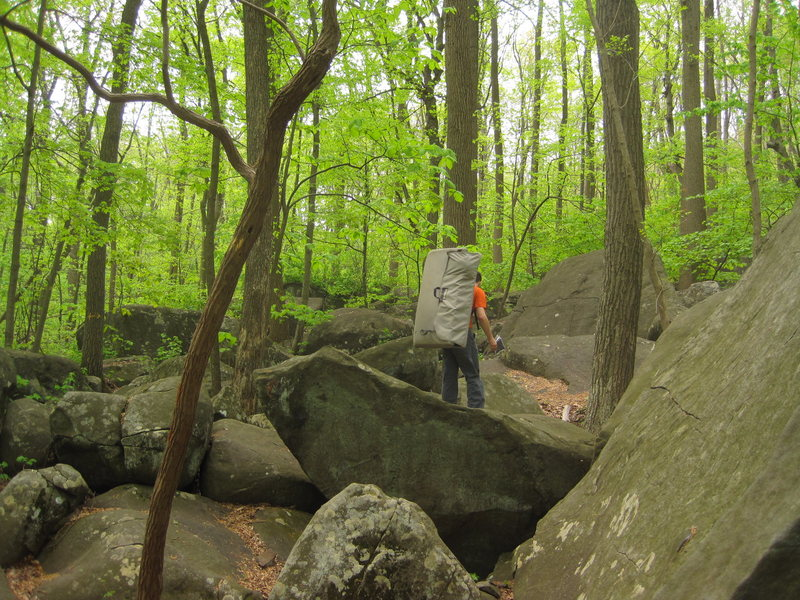 Looking for Boulders
