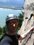 Rock Climbing Photo: Out in the OZONE