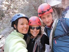 Rock Climbing Photo: Mary, Linda and Me