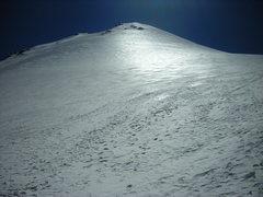 Rock Climbing Photo: The Jalapa Glacier.