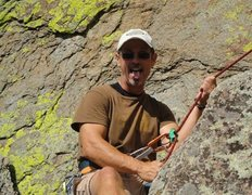 Rock Climbing Photo: Old Belay Slave