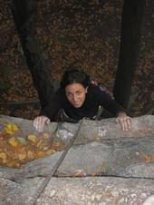 Rock Climbing Photo: fh