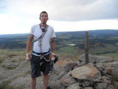 Rock Climbing Photo: Success!