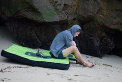 Rock Climbing Photo: Bouldering Garrapata Beach, CA