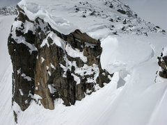 Rock Climbing Photo: DT cornices