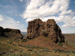 Rock Climbing Photo: Agathla Tower