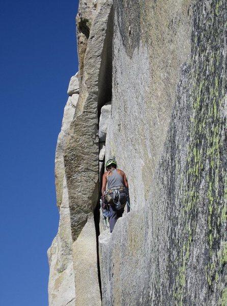 Rock Climbing Photo: TGL