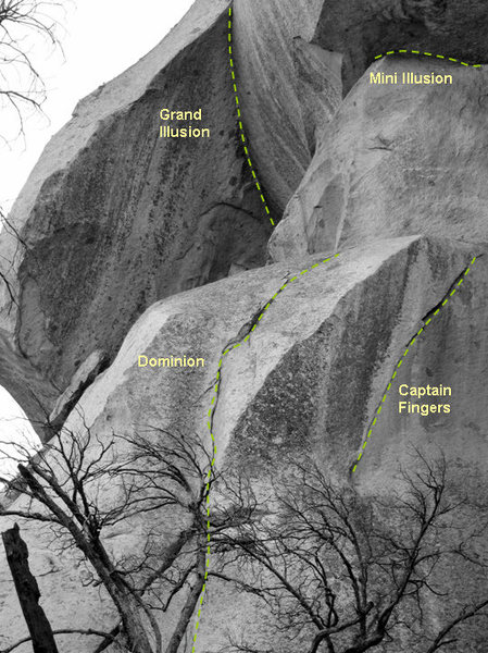 Rock Climbing Photo: East Face classics