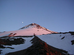 Rock Climbing Photo: Mt. Shasta from the north. photo: Mconnell