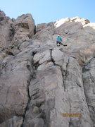 Rock Climbing Photo: Shark Jaw....
