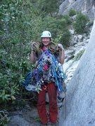 Rock Climbing Photo: yosemite rack