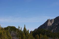 Rock Climbing Photo: Henry1