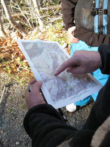 Route discussion