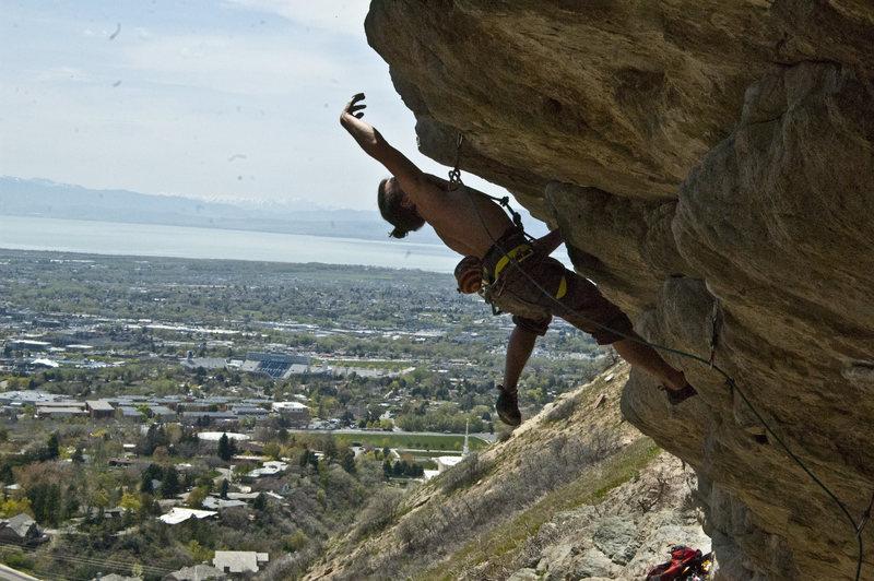 Rock Canyon, simple simon