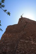Rock Climbing Photo: Scott on 28 of 40