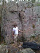 Rock Climbing Photo: more potential