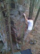 Rock Climbing Photo: Fun top. Weeee.