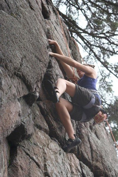 Rock Climbing Photo: SoCo