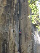 Rock Climbing Photo: Twilight Zone