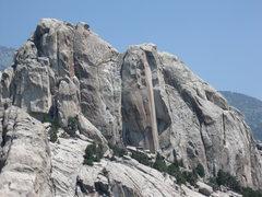 Rock Climbing Photo: Comp Wall.