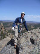 Rock Climbing Photo: Summit of Turkey Rock.