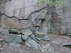Rock Climbing Photo: Anyone who has been here recently knows this was t...