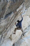Rock Climbing Photo: Cut! Sadly my flash attempt met with dismal pump-f...