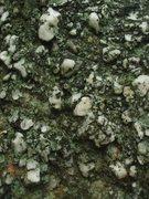 "Rock Climbing Photo: close-up of the ""pebbles"""